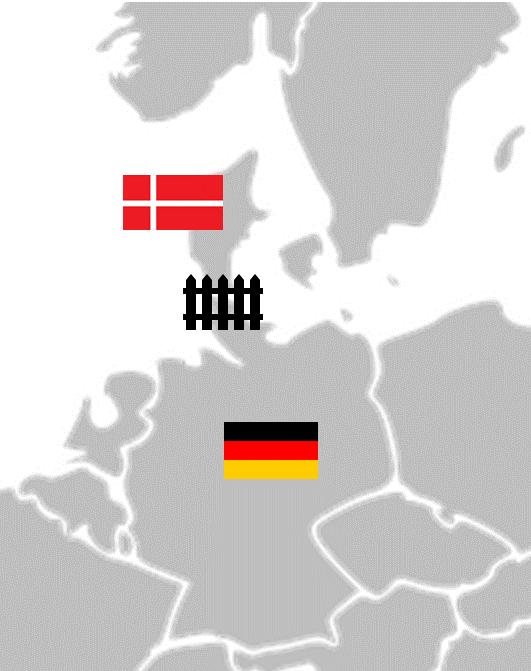 grenze dänemark zu deutschland
