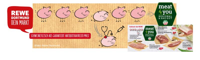 Isn Schweinenet Qualitätsfleischprogramm Meat 4 You
