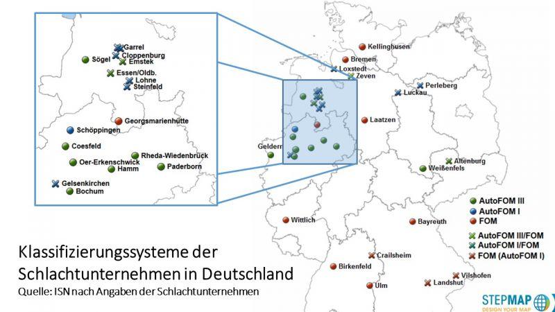 ISN - schweine.net - Wie klassifiziert Deutschland? – Ein Überblick