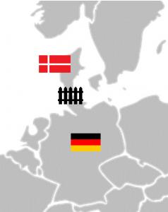 Isn Schweine Net Danemark Beginnt Mit Dem Bau Eines Asp Wildzauns